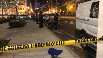 Stabbing Reported in DC As Proud Boys and Antifa Clash in Streets of Nation's Capital