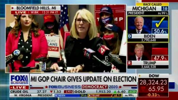 Update: Corrupted Software that Stole 6,000 Votes From Trump in Michigan County — Shut Down for TWO HOURS in Red Counties in Georgia on Election Day