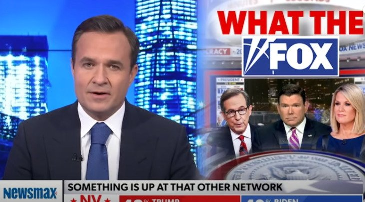 Conservative Network Newsmax Surges In Ratings – Already Beating The FOX Business Network