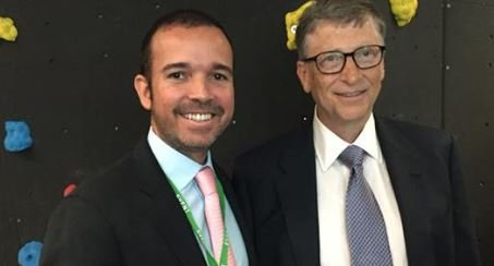 BLAST FROM THE PAST: Smartmatic CEO Introduces Creepy Bill Gates at Global Citizen Conference in June 2015