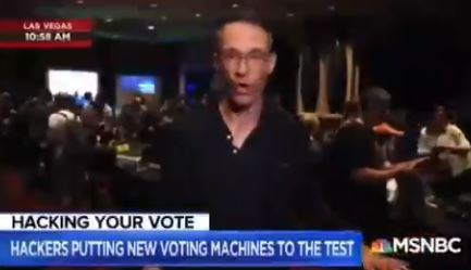FLASHBACK: MSNBC in 2019 Reports on HOW EASY IT IS to Hack Dominion Software and ES-S Voting Machines (VIDEO)