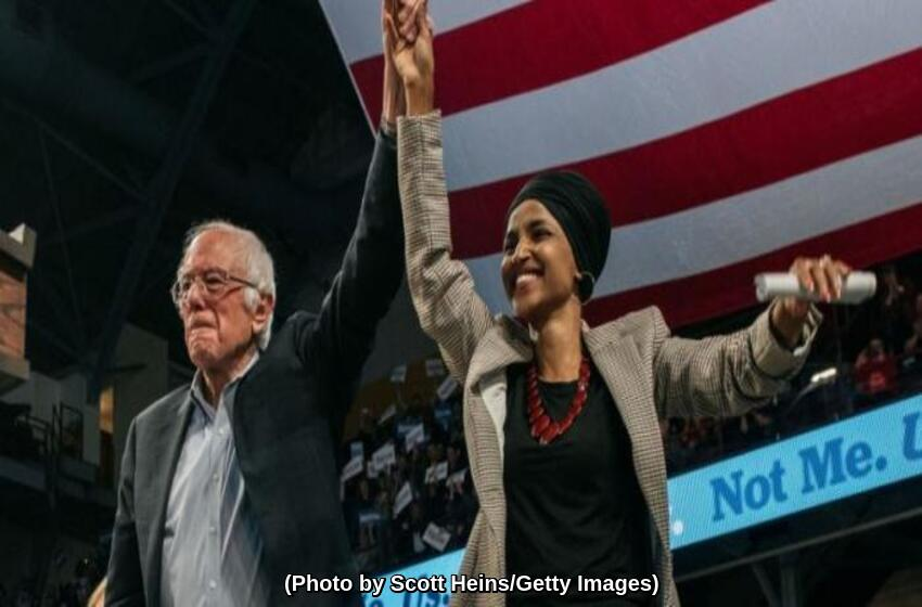 Rep. Ilhan Omar Calls for Government to Provide a Universal 'Guaranteed Income'