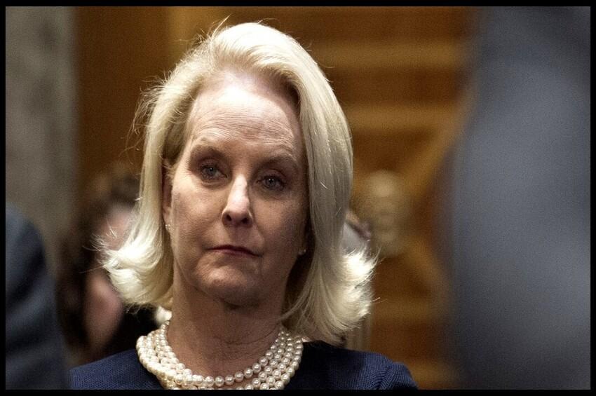 Biden reportedly considering Cindy McCain for ambassador position