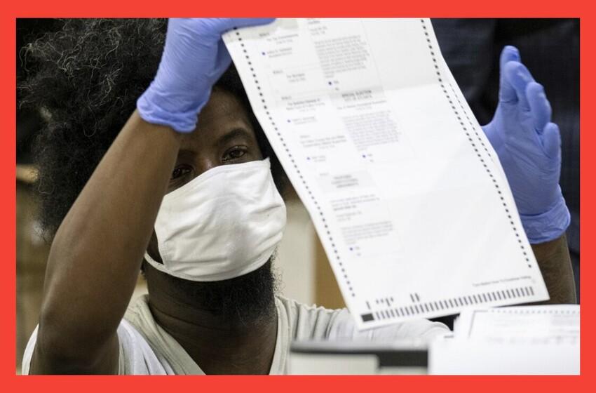 Expert: Biden win 'suspicious,' 289,000 election-changing 'excess' votes