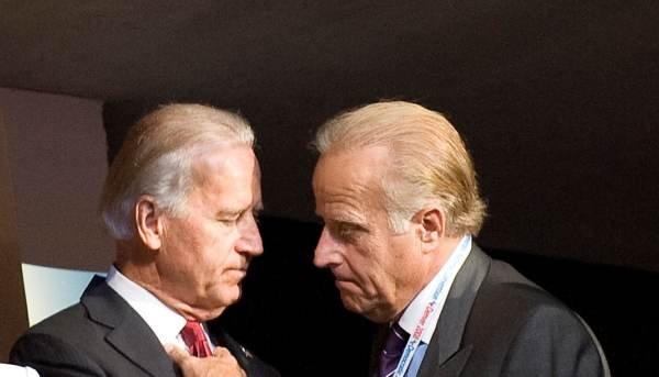 Joe Biden's Brother James Biden Also Under Federal Investigation: Report