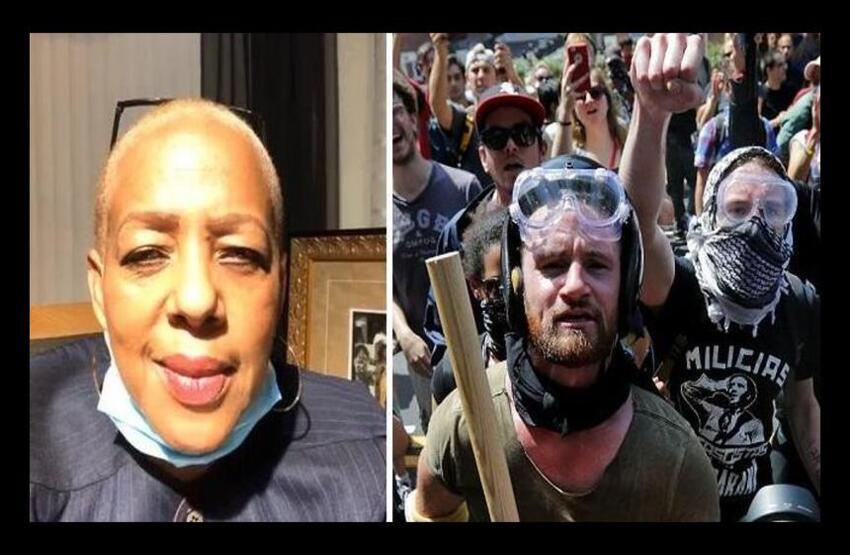 """""""Make Them Pay"""": Michigan Lawmaker Calls On Leftist Soldiers To Attack """"Trumpers"""""""