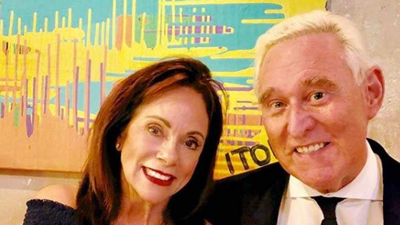 Roger Stone's Wife Hospitalized After Being Attacked By Leftist Goon While Walking Her Dog