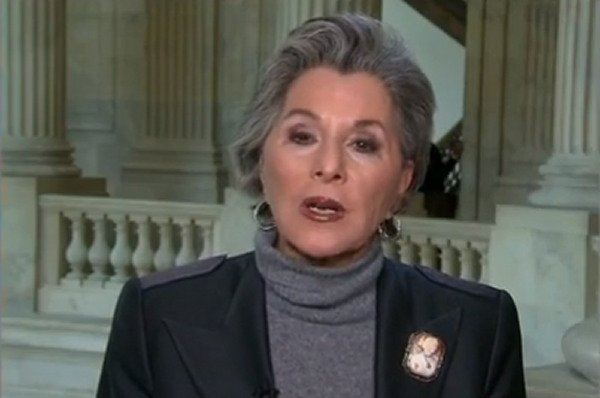 Democrat Former Senator Barbara Boxer Slammed For Taking Job With Surveillance Firm From China