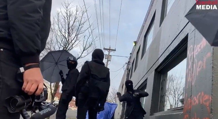 Democratic Party Of Oregon Refuses To Condemn Antifa Terrorists After They Destroy Party HQ, Tries To Blame Republicans Instead