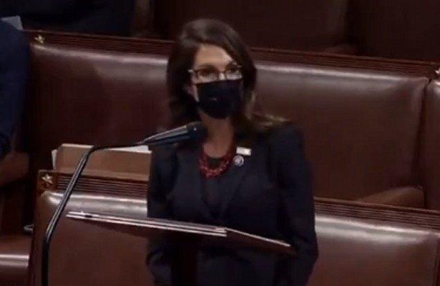 Republican Lauren Boebert Denounces New Democrat Impeachment Effort: 'I Call Bull Crap!' (VIDEO)