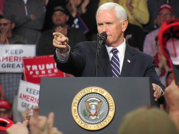 """Pence """"Welcomes"""" Elector Challenge by Members of the House and Senate: Spokesman"""