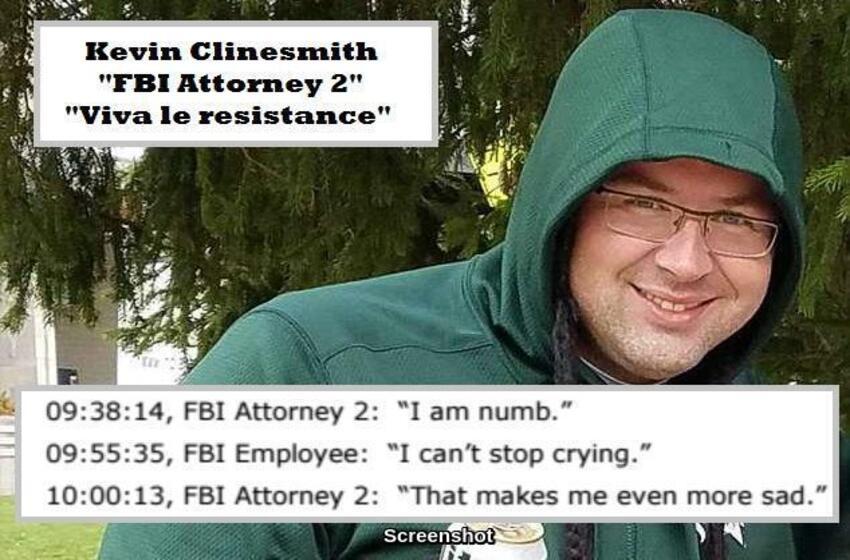 Ex-FBI lawyer gets probation for Carter Page FISA email deception in Durham investigation