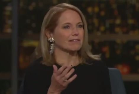"Katie Couric: Trump Supporters Need to Be ""Deprogrammed"" (VIDEO)"