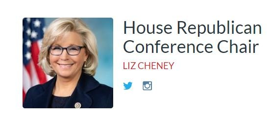 Good News! GOP Lawmaker Calls for Trump-Hater Liz Cheney to Step Down as Republican Conference Chair After Breaking Conference Rules