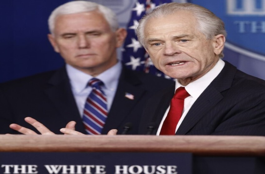 Navarro: History won't be kind to Pence for what happened on day of Capitol siege