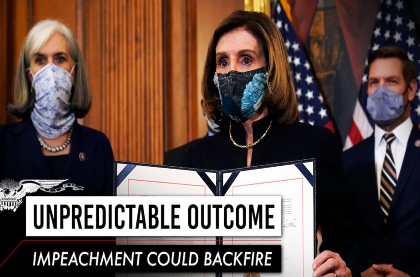 Unpredictable outcome: Impeachment could backfire