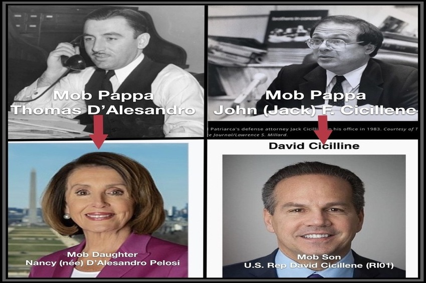 U.S. Rep David Cicilline (D-RI01)Trusted Representative or Mafia?