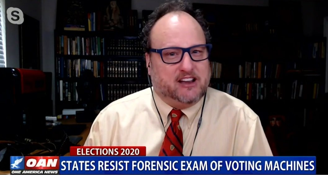 """The America Project: """"Hacking the vote –  high tech hacks w Jovan Hutton Pulitzer"""""""