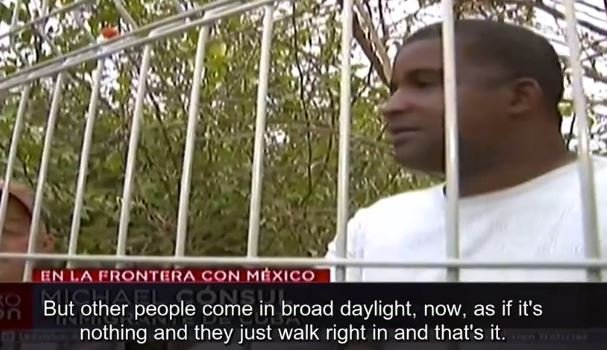 That Didn't Take Long: US Borders Wide Open – Fake Asylum Seekers Walk Across Border and Are Immediately Released (VIDEO)