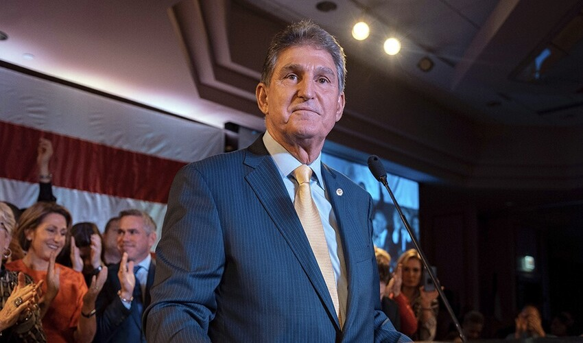 Time for conservatives to thank Joe Manchin