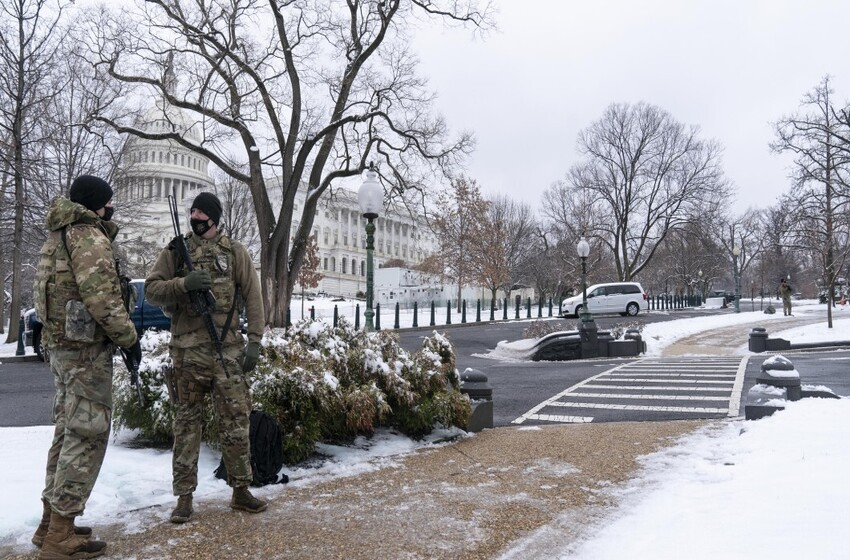 Two more National Guard members die of COVID-19: Pentagon