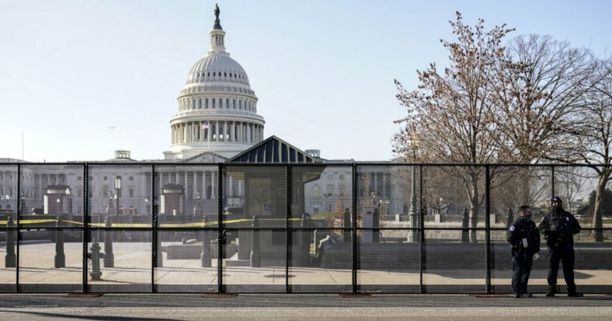 Capitol Police Increasing Security Based on 'Intel' Warning of Militia Plot to Breach Capitol on March 4