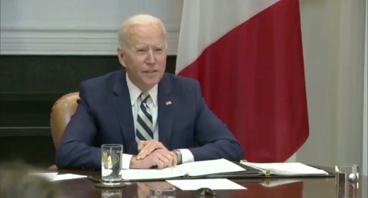 "Biden Tells Mexican President: ""We Look at Mexico as an Equal, Not as Somebody Who is South of the Border"" (VIDEO)"