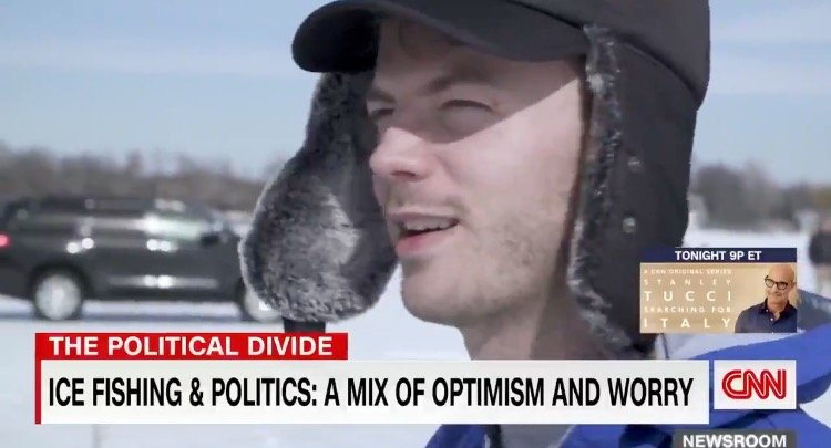 """Biden Voter to CNN: """"They're Dropping Bombs in Syria Right Now and Those Bombs Are Kinda Expensive For a Dude Who Owes Me $2,000"""" (VIDEO)"""
