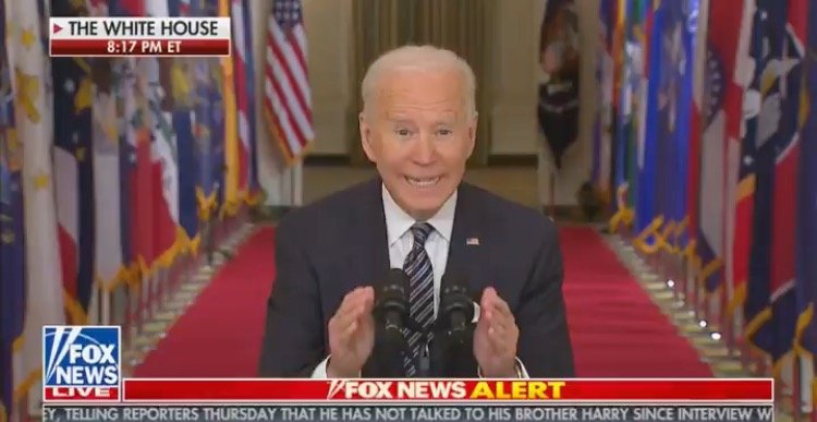 """Tucker Carlson RIPS Joe Biden's Speech: """"How Dare you Tell Us Who We Can Spend the Fourth of July With"""" (VIDEO)"""