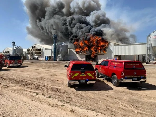 After Finding Shredded Ballots in the Dumpster Earlier Today – A Mysterious Fire Breaks Out at Maricopa County Official's Farm