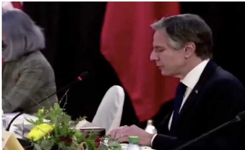Foreign policy bloopers! CCP eats Blinken's lunch