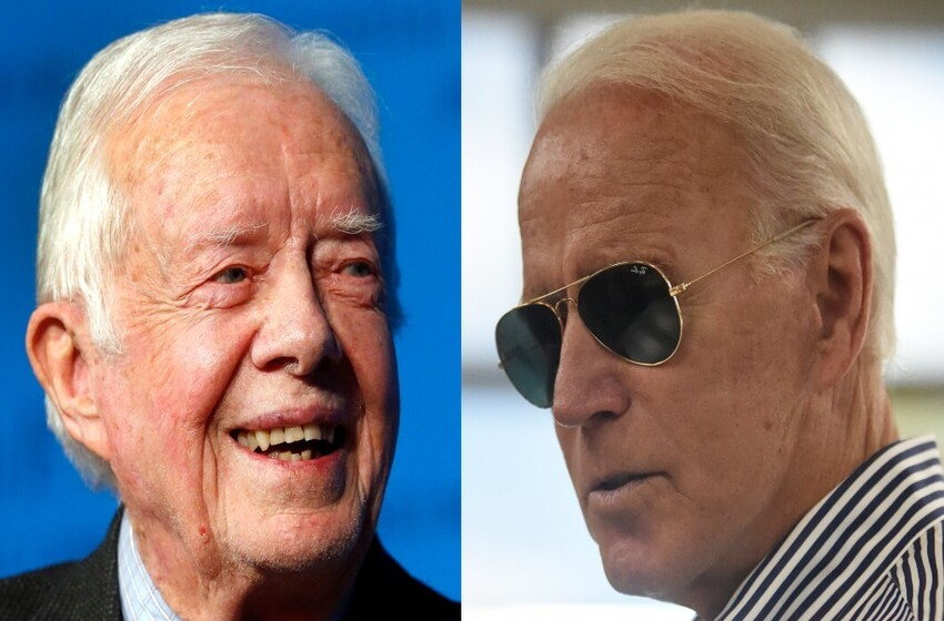 Biden's low expectations make him a Jimmy Carter for the 21st century