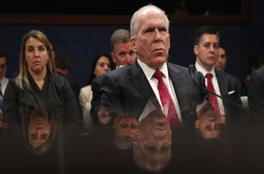 Former CIA Director John Brennan says he is 'increasingly embarrassed to be a white male'
