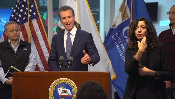 JUST IN: Gavin Newsom to Face Recall Election Later This Year, California Secretary of State Confirms