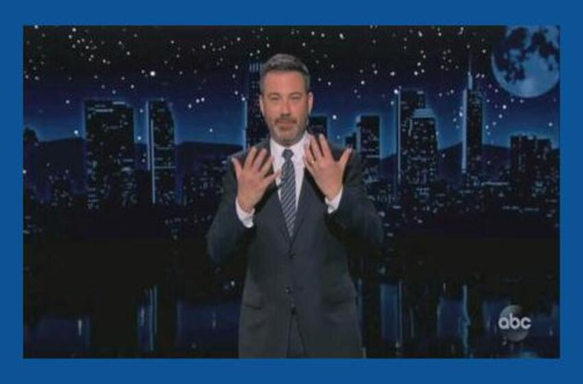 Why Hasn't Jimmy Kimmel Been Canceled?