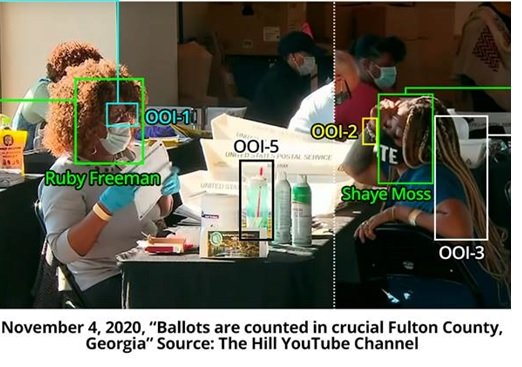 Fulton County Hires CRIMINAL Attorneys to Stop Election Audit