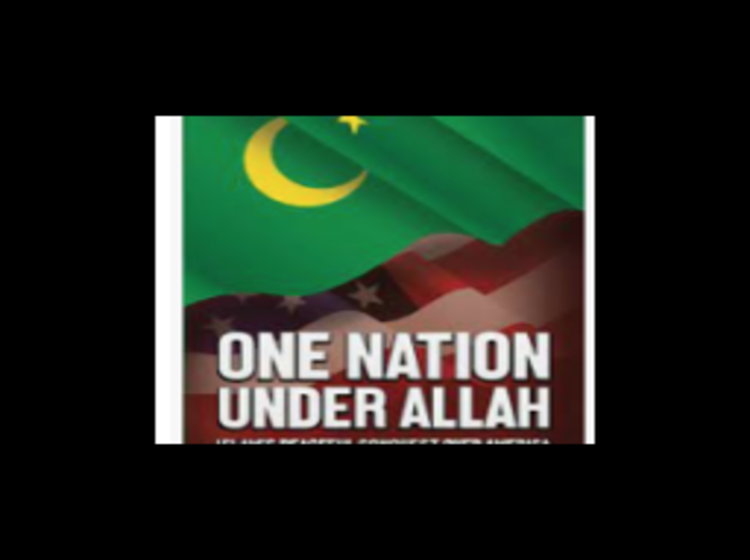 """""""One Nation Under Allah"""" is heard at a Virginia High School graduation speech led by Muslim extremists"""