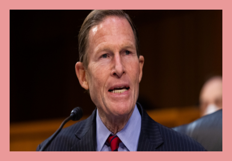 Is 15-Week-Old Baby Human? Sen. Blumenthal: 'I'm Going to Wait for the Court Decision'