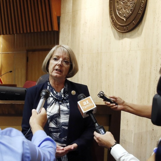 Arizona Senate president lashes out after Maricopa County ditches subpoenaed machines