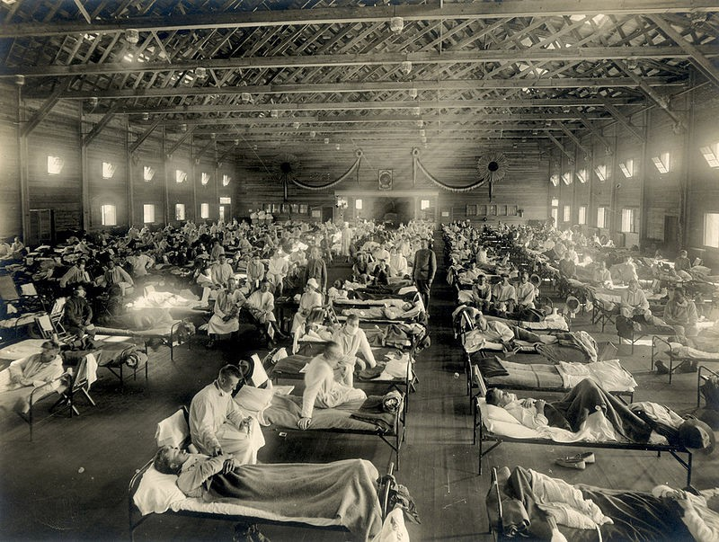 """Did a Vaccine Experiment on U.S. Soldiers Cause the """"Spanish Flu""""?"""