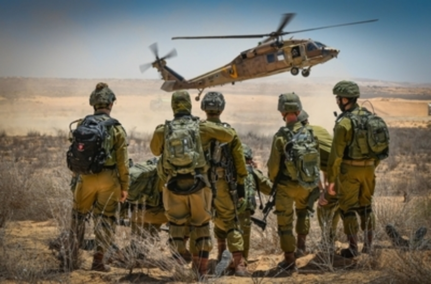 Coordination Among IDF Air, Ground Forces Key as Terror Armies Become Better Armed