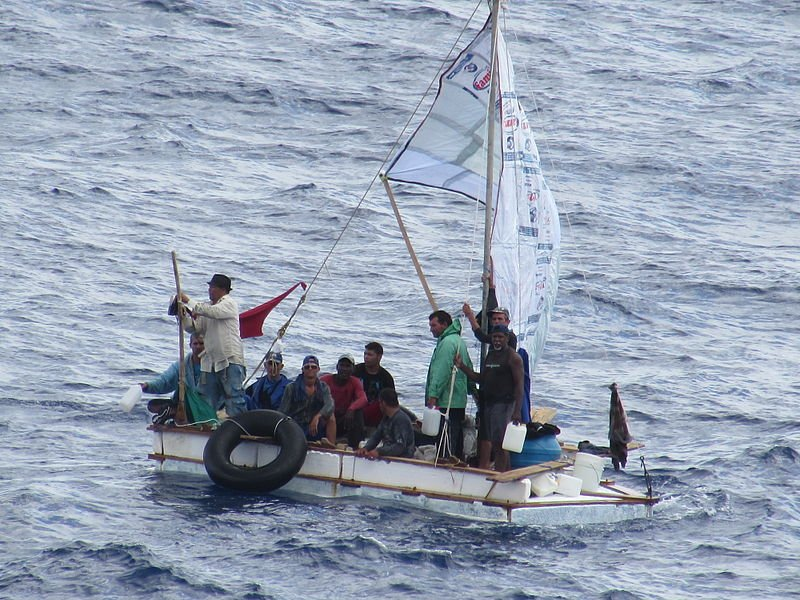 Biden Admin Takes Action Against Cuban Refugees In 21-Foot Vessel Trying To Flee The Communist Hellhole — But All the Other Fake Refugees Are Welcome
