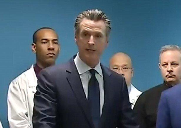 Recall Election For California Governor Gavin Newsom Set For September 14th