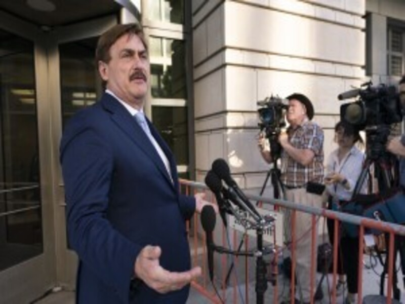 Mike Lindell pulls MyPillow ads from Fox News