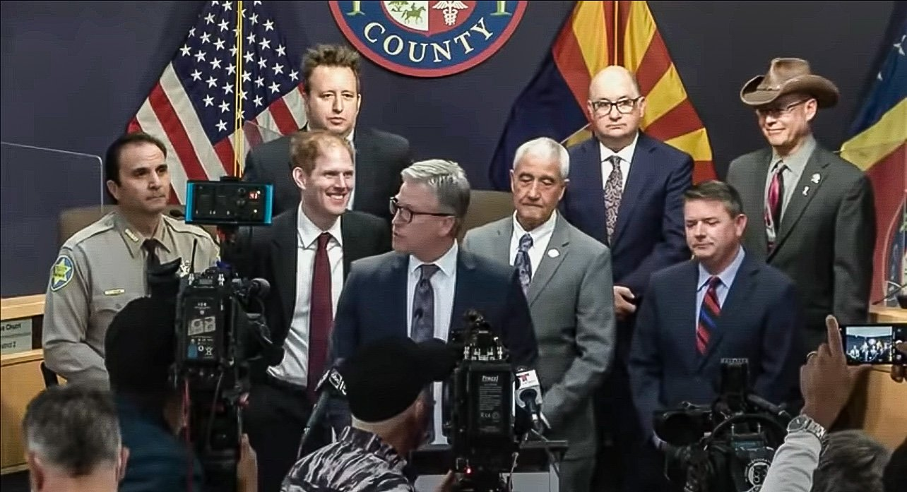 Maricopa County Subpoena Deadline Expires Tomorrow – Officials Continue To Tweet Jabs At Audit – Questions Left UNANSWERED – HEARING ON MONDAY