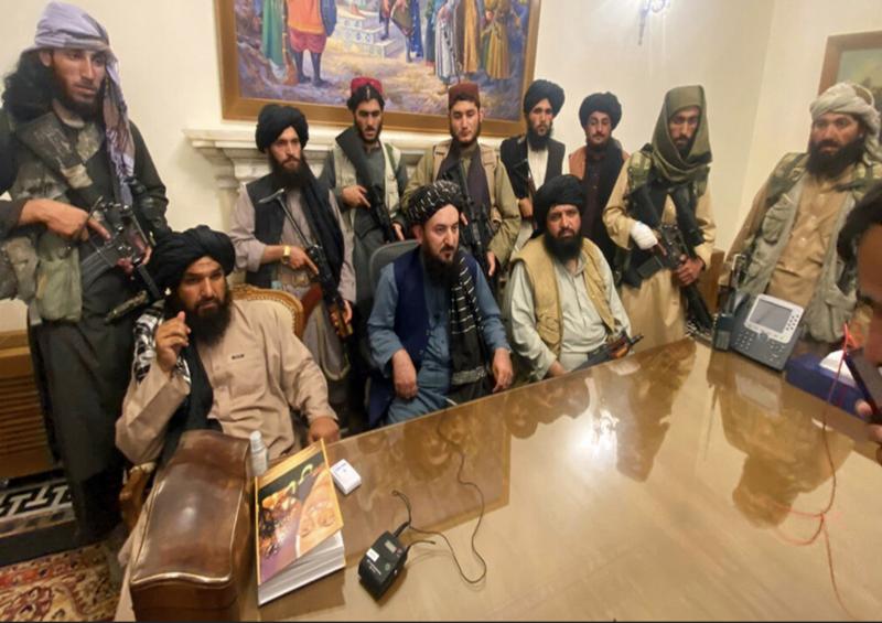 The Afghanistan Debacle – Who is Responsible?