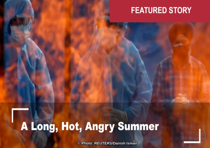 A Long, Hot, Angry Summer