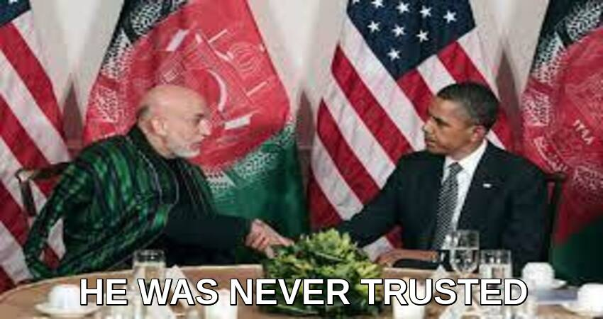 Obama is architect of Afghanistan mess, says former US special ops general