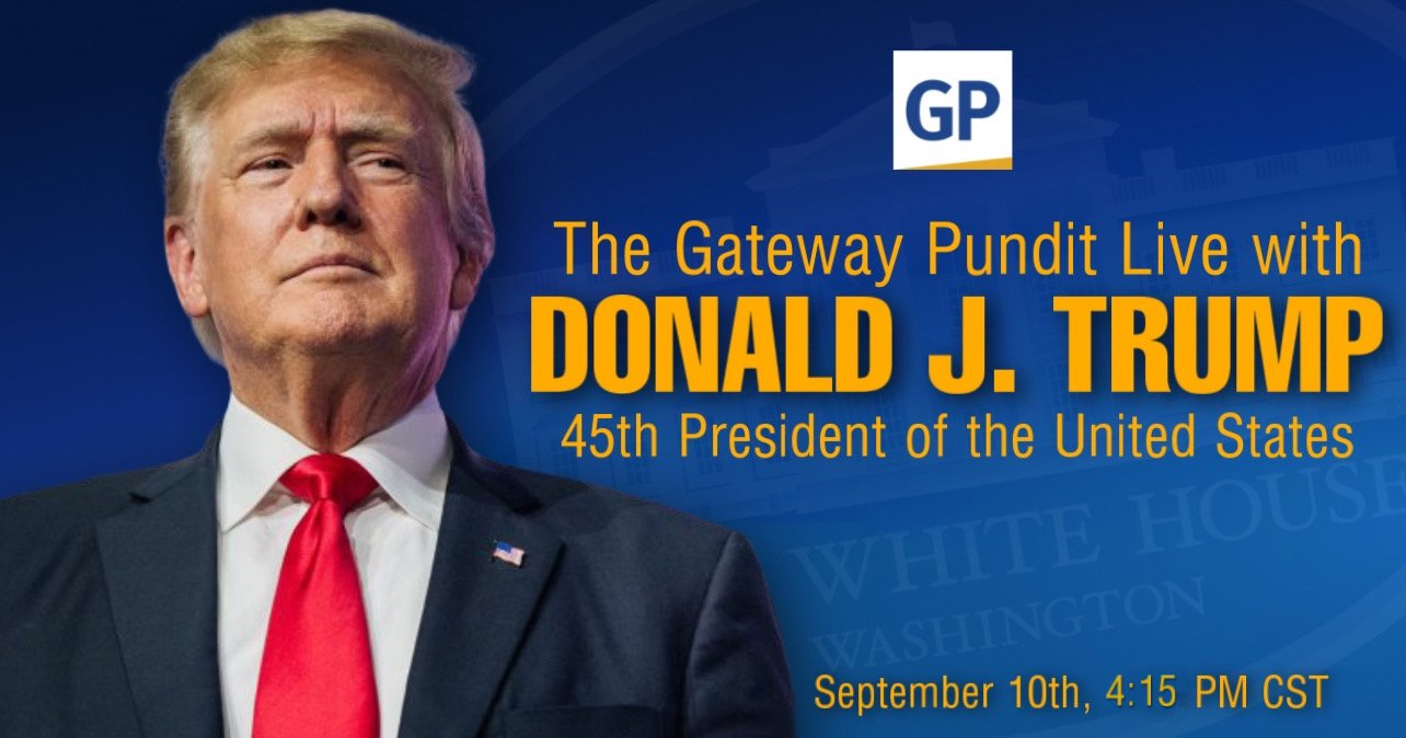 """""""If Jewels Are Stolen from Tiffany's They Need to Be Returned"""" – President Trump Drops BREAKING BOMBSHELL with The Gateway Pundit on 2020 Election"""