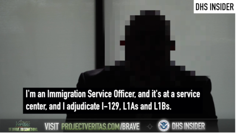Whistleblower Says 'Cultural War' Taking Place Within Agency … Impossible to Deny Work Visa Renewals; DHS Employees Reprimanded for Denying Visas